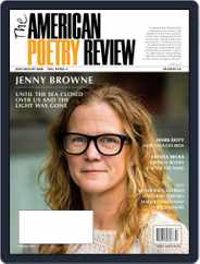 The American Poetry Review (Digital) Subscription July 1st, 2020 Issue