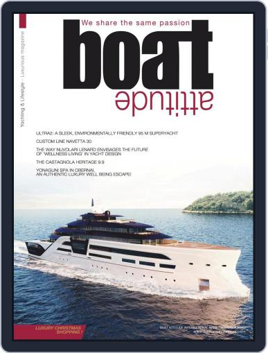 BOAT ATTITUDE Magazine (Digital) December 1st, 2020 Issue Cover