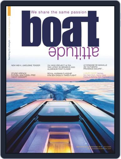 BOAT ATTITUDE Magazine (Digital) July 1st, 2020 Issue Cover