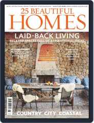 25 Beautiful Homes (Digital) Subscription August 1st, 2020 Issue