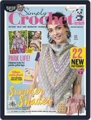 Simply Crochet (Digital) Subscription July 1st, 2020 Issue