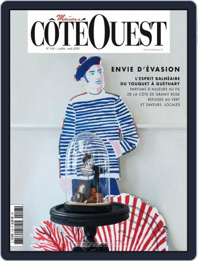 Côté Ouest (Digital) July 1st, 2020 Issue Cover