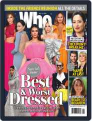 WHO (Digital) Subscription July 13th, 2020 Issue