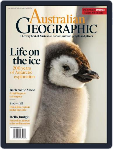 Australian Geographic July 1st, 2020 Digital Back Issue Cover