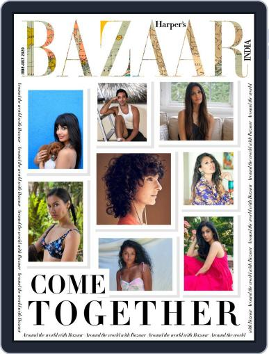 Harper's Bazaar India June 1st, 2020 Digital Back Issue Cover