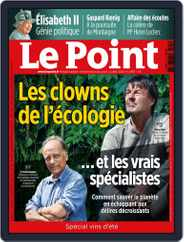 Le Point (Digital) Subscription July 2nd, 2020 Issue