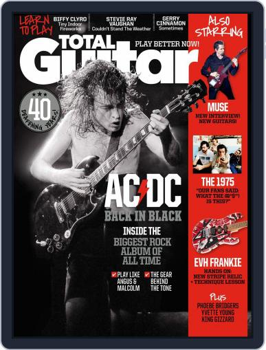 Total Guitar August 1st, 2020 Digital Back Issue Cover