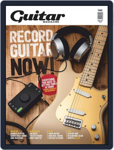 Guitar (Digital) August 1st, 2020 Issue Cover
