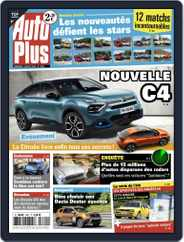 Auto Plus France (Digital) Subscription July 3rd, 2020 Issue