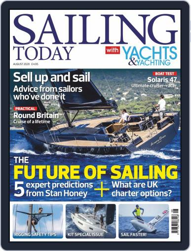 Sailing Today (Digital) August 1st, 2020 Issue Cover