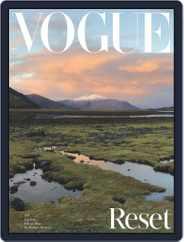 British Vogue (Digital) Subscription August 1st, 2020 Issue