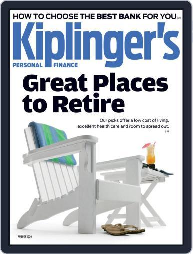 Kiplinger's Personal Finance (Digital) August 1st, 2020 Issue Cover