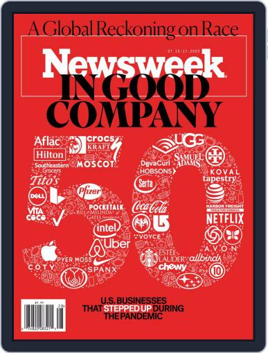 Newsweek (Digital) July 10th, 2020 Issue Cover
