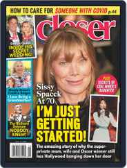 Closer Weekly (Digital) Subscription July 13th, 2020 Issue