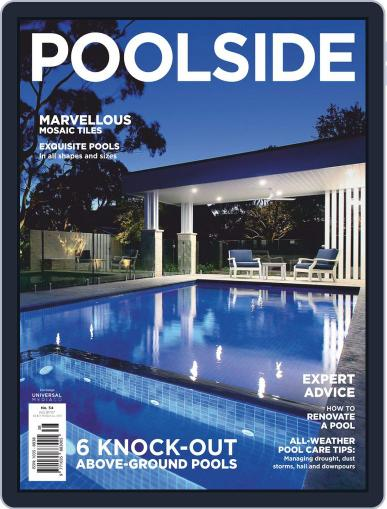 Poolside (Digital) June 24th, 2020 Issue Cover