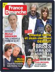 France Dimanche (Digital) Subscription July 3rd, 2020 Issue