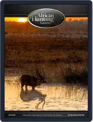 African Hunting Gazette (Digital) Subscription April 1st, 2020 Issue