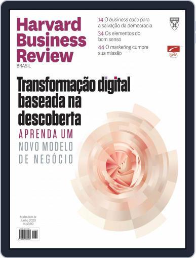 Harvard Business Review Brasil (Digital) June 1st, 2020 Issue Cover