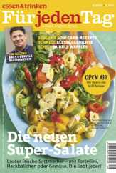 essen&trinken für jeden Tag (Digital) Subscription August 1st, 2020 Issue