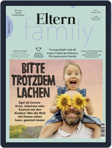 Eltern Family August 1st, 2020 Digital Back Issue Cover