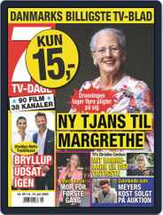 7 TV-Dage (Digital) Subscription July 6th, 2020 Issue