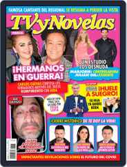 TV y Novelas México (Digital) Subscription July 6th, 2020 Issue