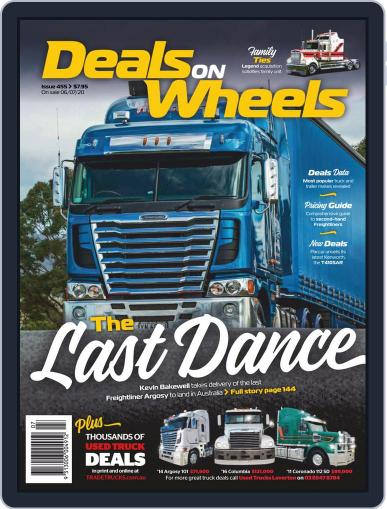 Deals On Wheels Australia (Digital) July 6th, 2020 Issue Cover