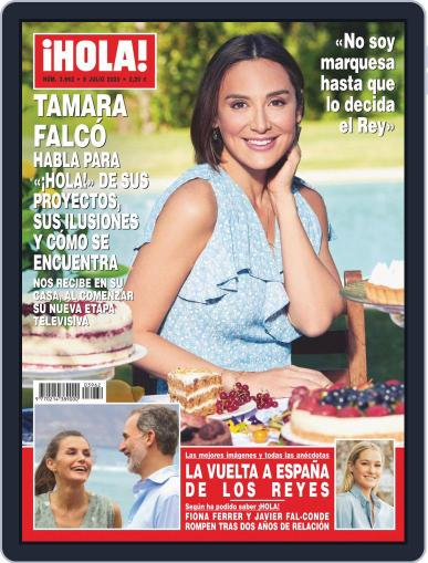 Hola (Digital) July 8th, 2020 Issue Cover