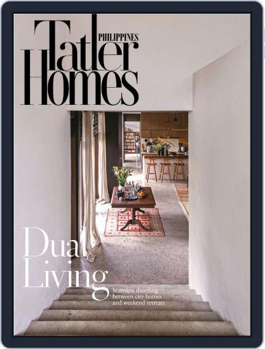 Tatler Homes Philippines (Digital) July 3rd, 2020 Issue Cover
