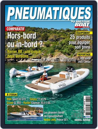 Moteur Boat July 1st, 2020 Digital Back Issue Cover