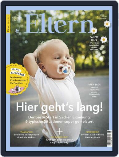 Eltern August 1st, 2020 Digital Back Issue Cover