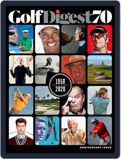 Golf Digest Taiwan 高爾夫文摘 (Digital) July 7th, 2020 Issue Cover