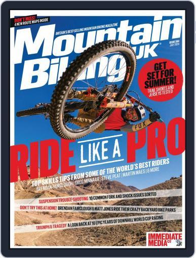 Mountain Biking UK July 1st, 2020 Digital Back Issue Cover