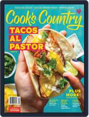 Cook's Country (Digital) Subscription August 1st, 2020 Issue