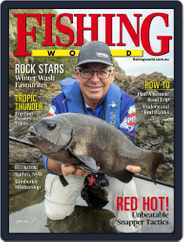 Fishing World (Digital) Subscription August 1st, 2020 Issue