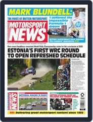 Motorsport News (Digital) Subscription July 8th, 2020 Issue