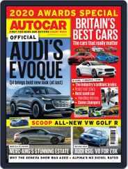 Autocar (Digital) Subscription July 8th, 2020 Issue