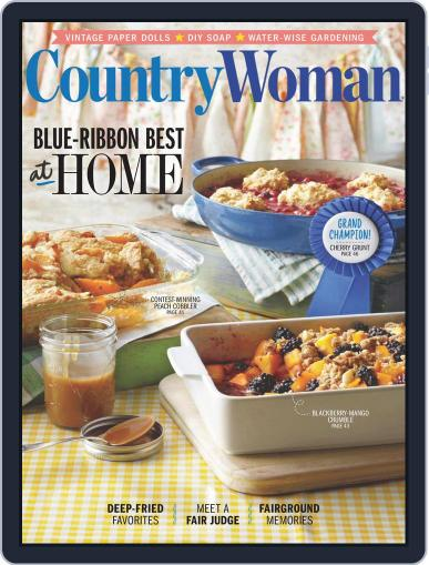 Country Woman (Digital) August 1st, 2020 Issue Cover