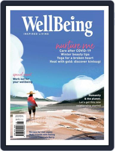 WellBeing (Digital) July 1st, 2020 Issue Cover