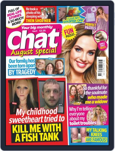 Chat Specials August 1st, 2020 Digital Back Issue Cover