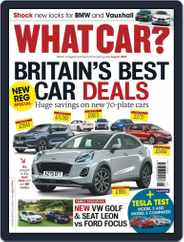 What Car? (Digital) Subscription August 1st, 2020 Issue