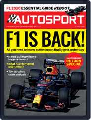 Autosport (Digital) Subscription July 2nd, 2020 Issue