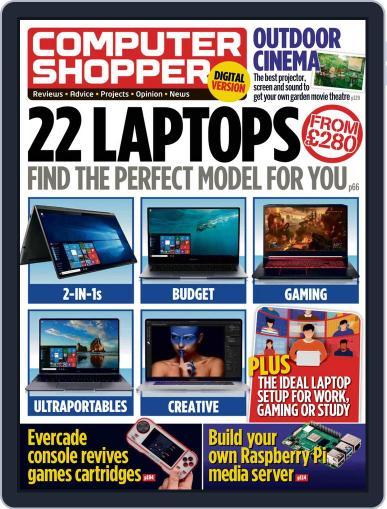 Computer Shopper (Digital) September 1st, 2020 Issue Cover