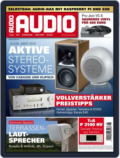 Audio Germany (Digital) August 1st, 2020 Issue Cover