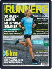Runner's World Deutschland (Digital) Subscription August 1st, 2020 Issue