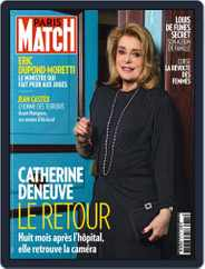 Paris Match (Digital) Subscription July 9th, 2020 Issue