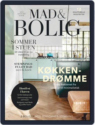 Mad & Bolig (Digital) August 1st, 2020 Issue Cover