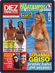 Diez Minutos (Digital) Subscription July 15th, 2020 Issue