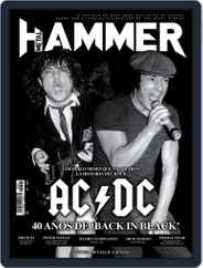 Metal Hammer (Digital) Subscription July 1st, 2020 Issue
