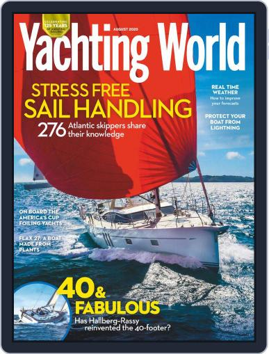 Yachting World (Digital) August 1st, 2020 Issue Cover
